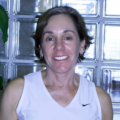 Dottie Kostmayer, pilates instructor, at Red's in Lafayette, La