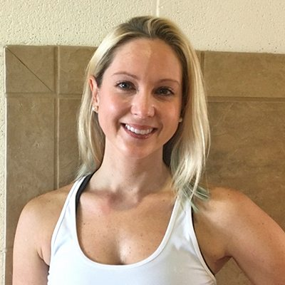 Michelle Desormeaux, group fitness instructor at Red's.