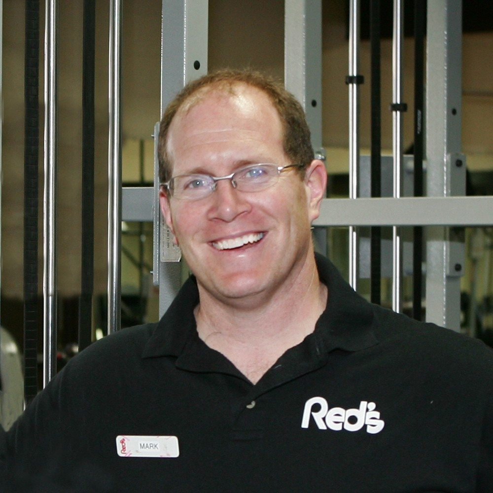 Mark Lerille, fitness MIT director at Red's in Lafayette, LA.