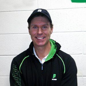 Pontus Lavefalk, tennis pro at Red's in Lafayette, LA.