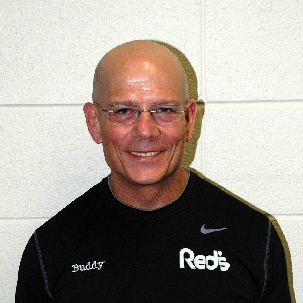 Buddy LeBas, fitness director at Red's in Lafayette, LA.