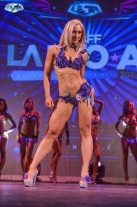 Michelle WBFF2 3rd