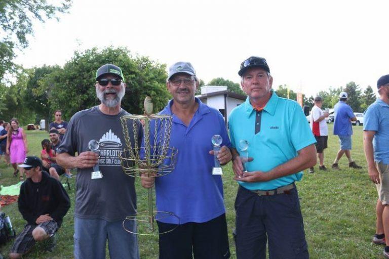 Nick Repar, Red's member, won PDGA Amateur Disc Golf.