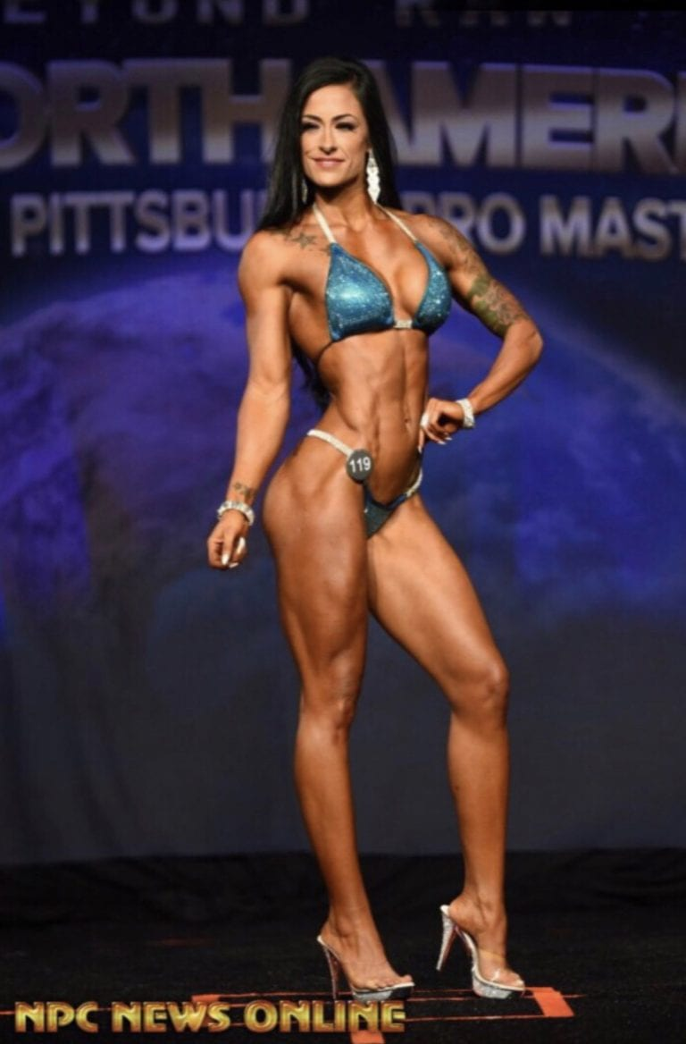 Jess Carter places 4th in the North American Championships.