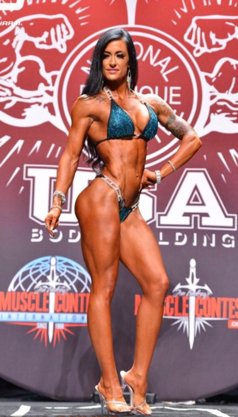 Jess Carter places 8th in USA National Championships.