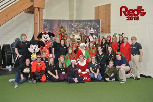 Red's workers would like to thank the members for successful Christmas Party