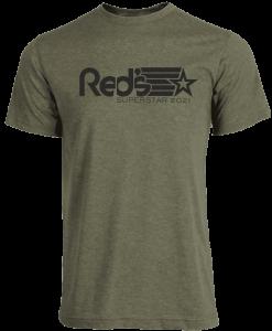 Red's 2021 Superstar shirt